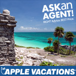 Book Apple Vacations Online Now!
