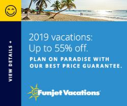 Book your next vacation with us!