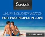Book your Sandals vacation or honeymoon now!